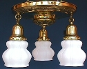 Antique Pan Light Fixture Example 03